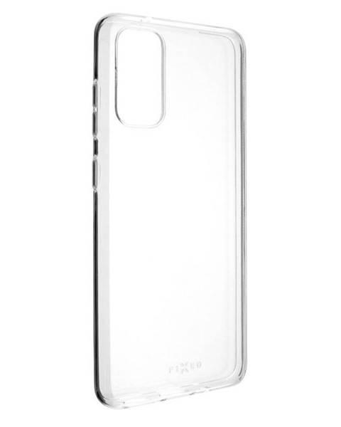 FIXED Kryt na mobil Fixed na Samsung Galaxy S20 priehľadný