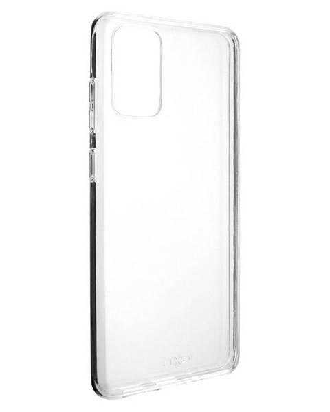 FIXED Kryt na mobil Fixed Skin na Samsung Galaxy S20+ priehľadný