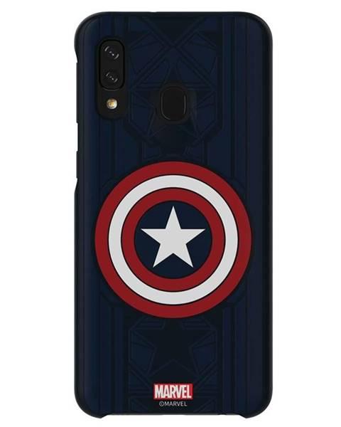 Samsung Kryt na mobil Samsung Smart Cover Captain America na Galaxy A40