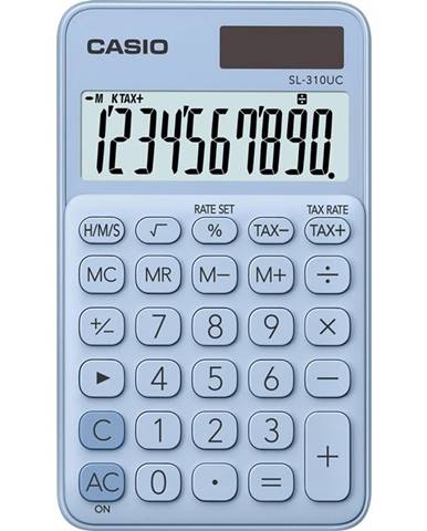 Kalkulačka Casio SL 310 UC LB - světle modr