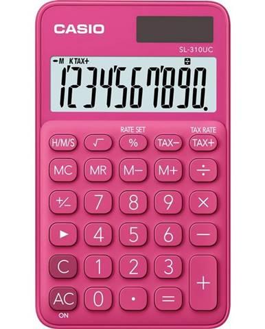 Kalkulačka Casio SL 310 UC RD červen