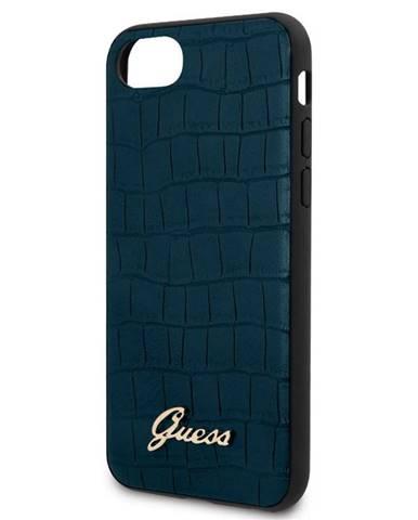 Kryt na mobil Guess Croco na Apple iPhone 8/SE