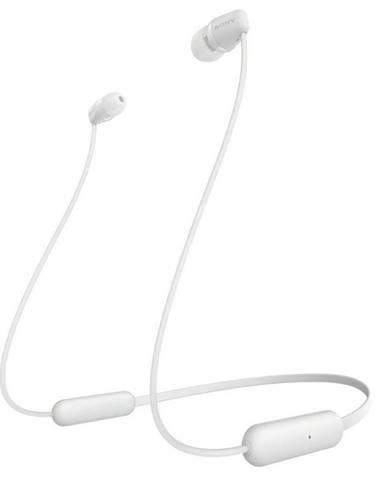 Slúchadlá Sony WI-C200 biela