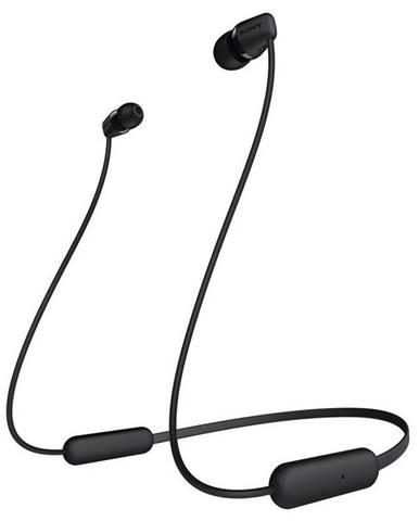 Slúchadlá Sony WI-C200 čierna