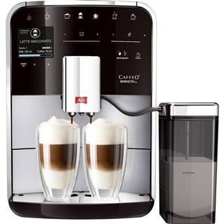 Espresso Melitta Barista TS Smart Stříbrné strieborn