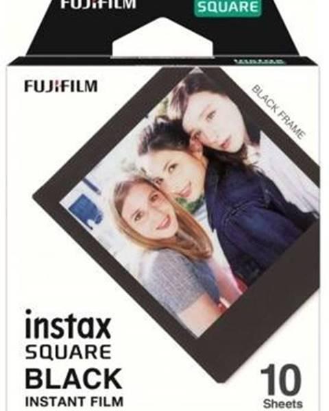 Fujifilm Instantný film Fujifilm Instax Square Black 10ks