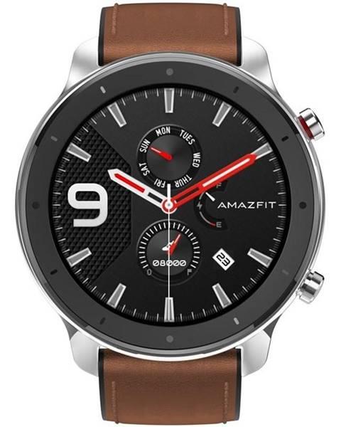 Xiaomi Inteligentné hodinky Amazfit GTR 47 mm - Stainless Steel