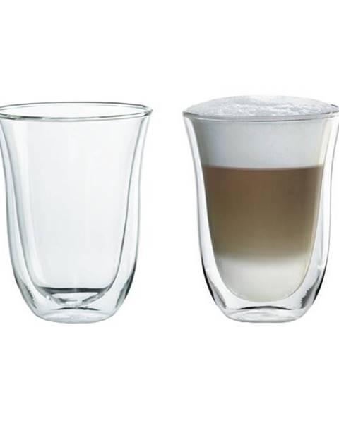 DeLonghi Príslušenstvo DeLonghi Skleničky latte macchiato