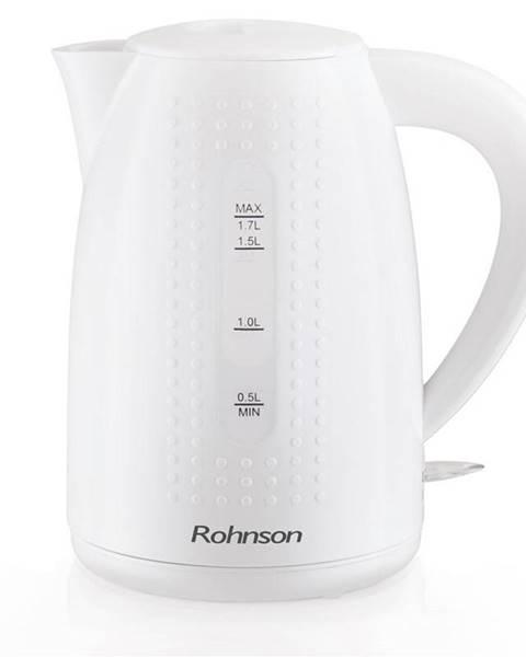 ROHNSON Rýchlovarná kanvica Rohnson R-7905 biela