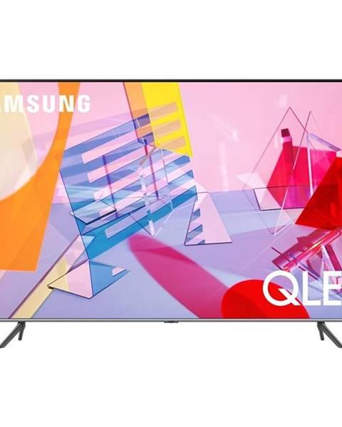 Samsung Televízor Samsung Qe75q67ta strieborn