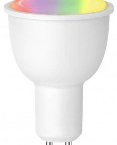 Inteligentná žiarovka Swisstone SH 360, GU10, 380 lm, 4,5 W, WiFi,
