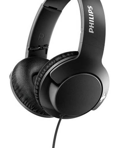 Slúchadlá Philips Shl3175bk čierna