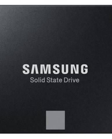 SSD Samsung EVO 860 1TB čierny
