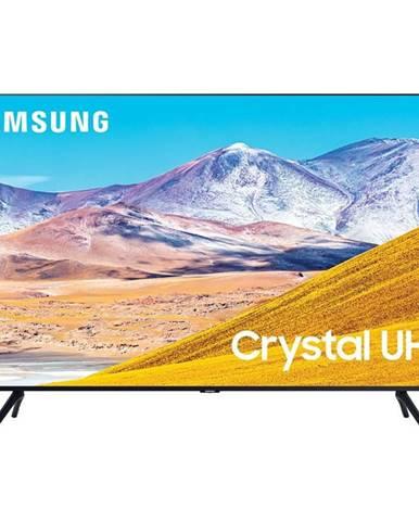 Televízor Samsung Ue43tu8072 čierna