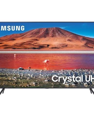 Televízor Samsung Ue55tu7172 strieborn