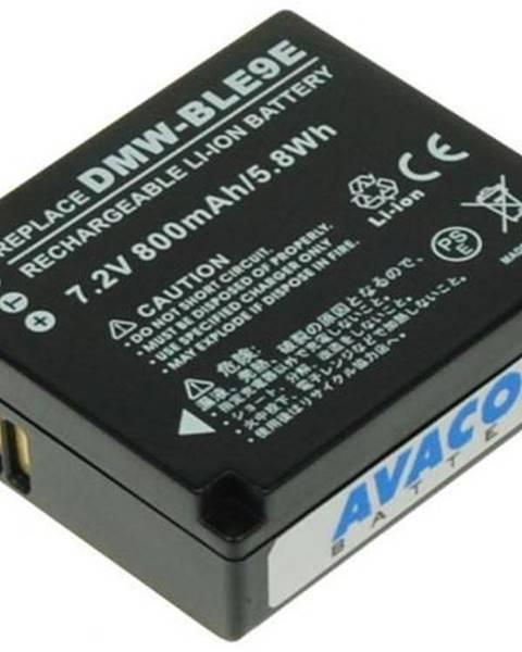 Avacom Batéria Avacom Panasonic DMW-BLE9/BLG-10 Li-Ion 7.2V 800mAh