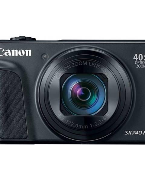 Canon Digitálny fotoaparát Canon PowerShot SX740 HS čierny