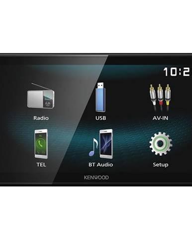 Autorádio s LCD Kenwood DMX-120BT, 2DIN čierne