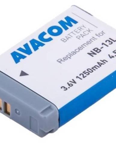 Batéria Avacom Canon NB-13L Li-Ion 3,6V 1250mAh