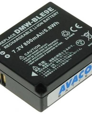 Batéria Avacom Panasonic DMW-BLE9/BLG-10 Li-Ion 7.2V 800mAh