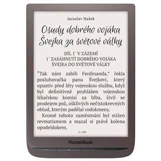 Čítačka kníh Pocket Book 740 Inkpad3 hnedá