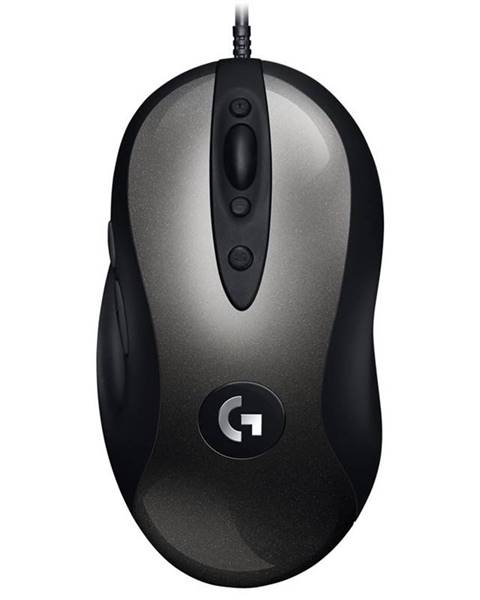 Logitech Myš  Logitech Gaming MX518 čierna