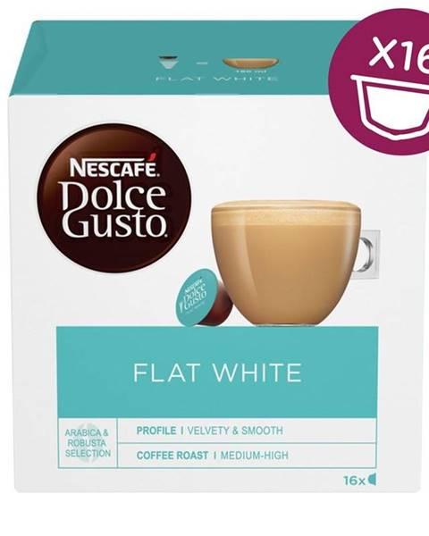Nescafé NescafÉ Dolce Gusto® Flat White kávové kapsule 16 ks