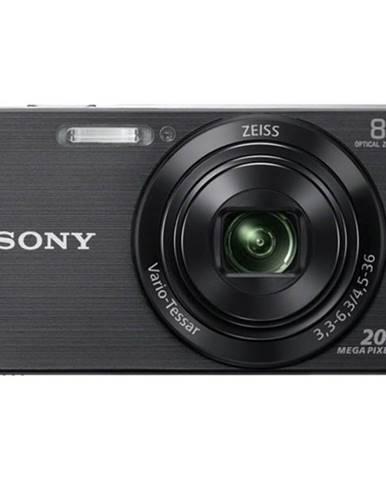Digitálny fotoaparát Sony Cyber-shot DSC-W830B čierny