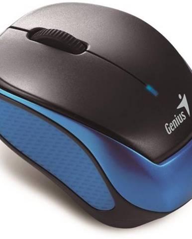 Myš  Genius Micro Traveler 9000R V3 čierna/modrá / optická / 3