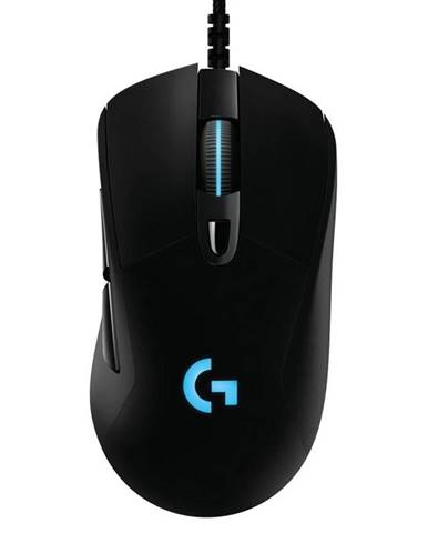 Myš  Logitech Gaming G403 Hero čierna
