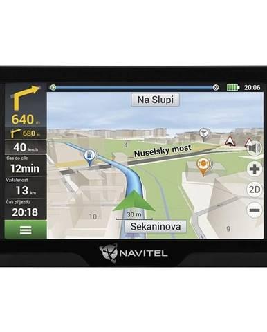 Navigačný systém GPS Navitel E500 Magnetic, Lifetime čierna