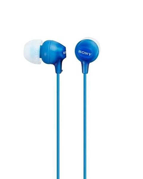 Sony Slúchadlá Sony Mdrex15lpli.AE modrá