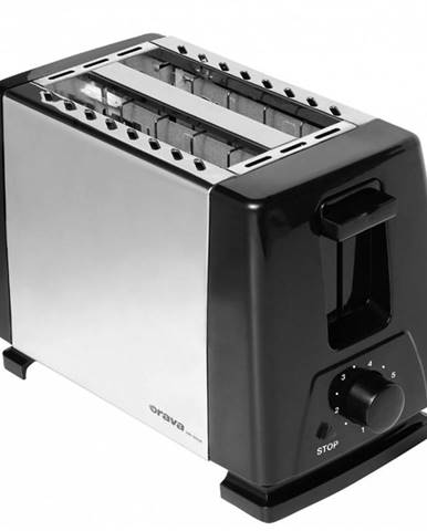 Hriankovač Orava HR-103 A čierny/nerez