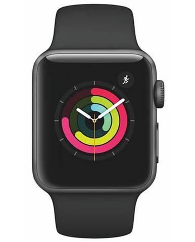 Inteligentné hodinky Apple Watch Series 3 GPS 38mm púzdro z