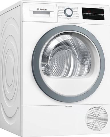 Sušička bielizne Bosch Serie | 6 Wtr87tw0cs biela
