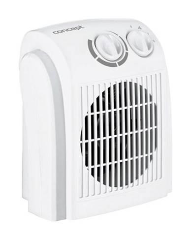Teplovzdušný ventilátor Concept VT-7010 biely