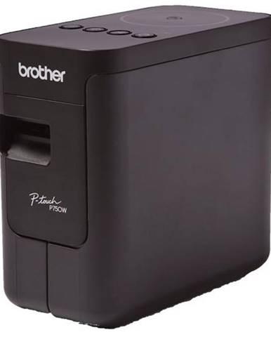 Tlačiareň štítkov Brother PT-P750W