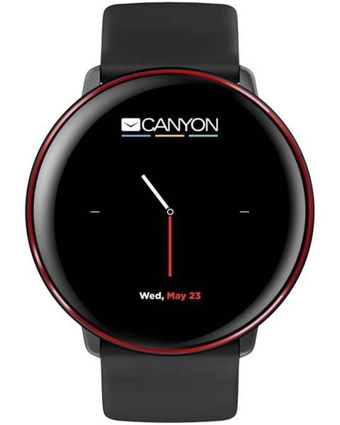 Canyon Inteligentné hodinky Canyon Marzipan čierny