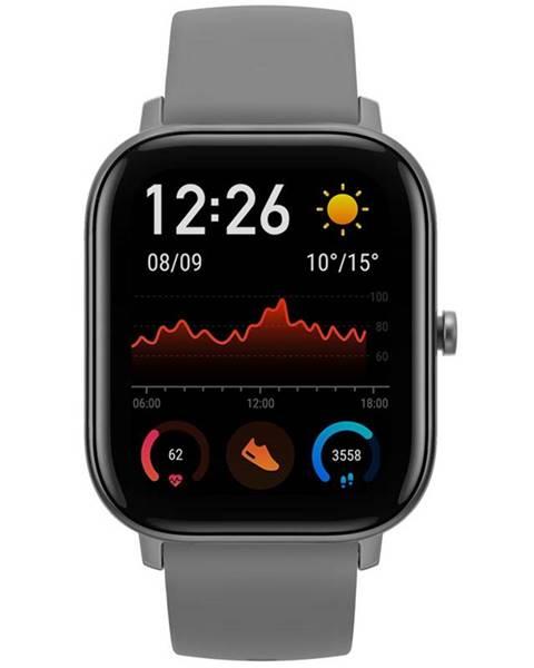 Xiaomi Inteligentné hodinky Amazfit GTS sivé
