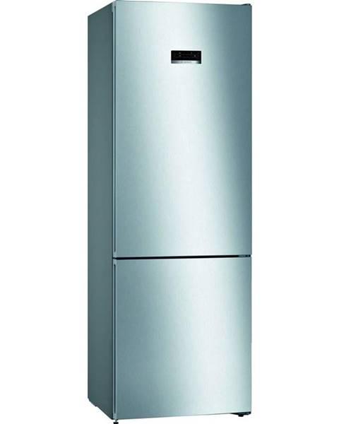 Bosch Kombinácia chladničky s mrazničkou Bosch Serie   4 Kgn49xiea nerez