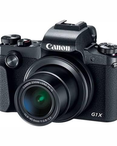 Digitálny fotoaparát Canon PowerShot G1 X Mark III čierny