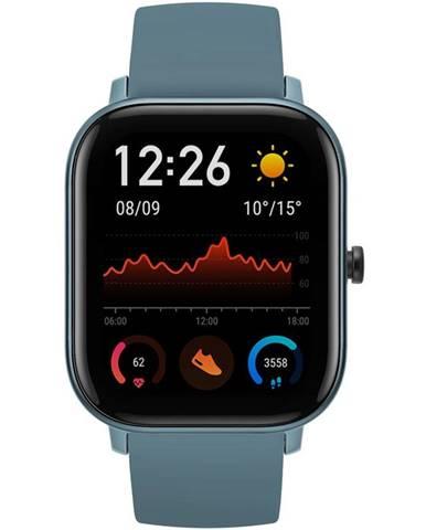 Inteligentné hodinky Amazfit GTS modré