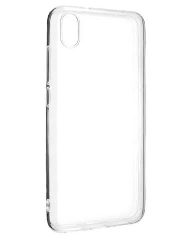 Kryt na mobil Fixed na Xiaomi Redmi 7A priehľadný