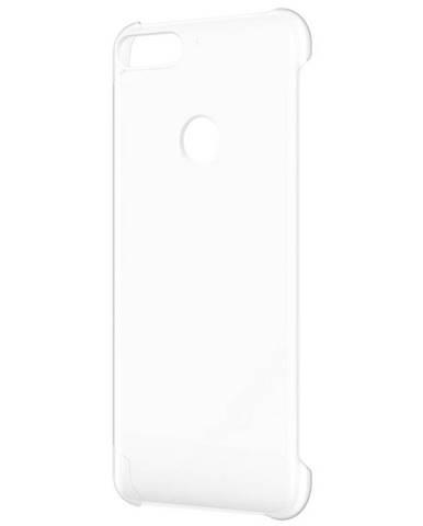 Kryt na mobil Honor 7C priehľadný