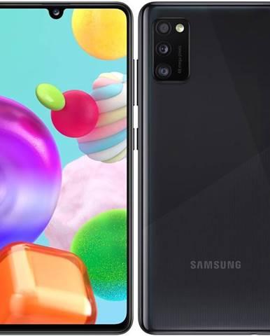 Mobilný telefón Samsung Galaxy A41 Dual SIM čierny