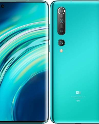 Mobilný telefón Xiaomi Mi 10 128 GB 5G zelený