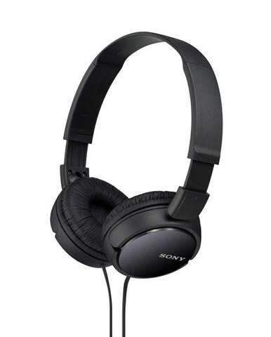 Slúchadlá Sony Mdrzx110b.AE čierna