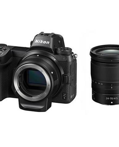 Digitálny fotoaparát Nikon Z6 + 24-70 + adaptér bajonetu FTZ KIT