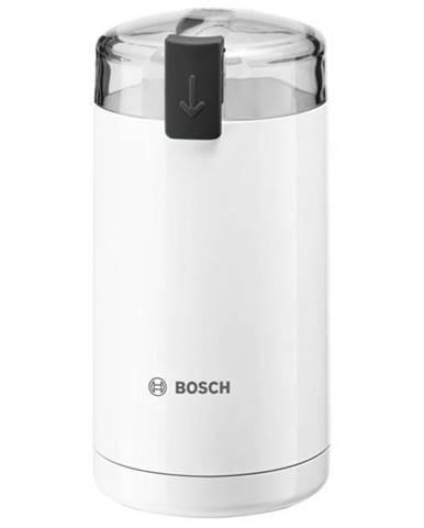 Mlynček na kávu Bosch Tsm6a011w biely