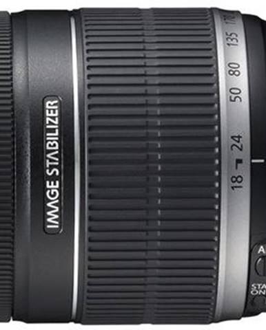Objektív Canon EF-S 18-200mm f/3.5-5.6 IS čierny